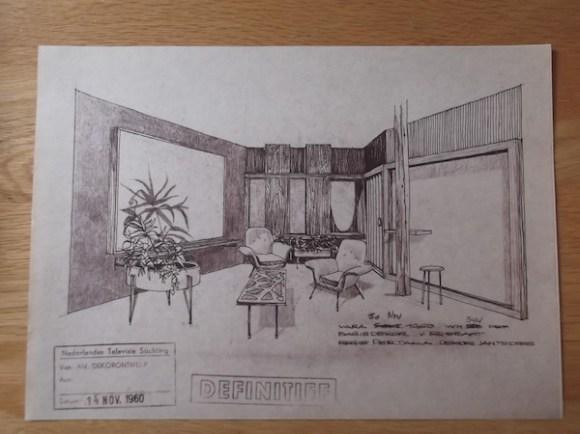 13-11-1960 Kent gij het land? Collectie Jan van der Does