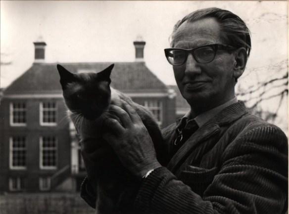 Weynand Grijzen in 1970 Fotograaf: Sonja Scheffers