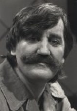 Hub Berkers als figurant in Decamerone (TROS, 1980). Collectie Beeld en Geluid