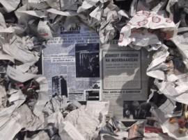 De krantenwand