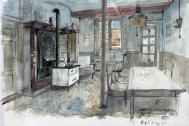 Boerin in Frankrijk (NCRV, 6-10-1973)Collectie Beeld en Geluid