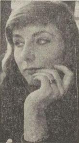 Portret Jenny Kehrer uit Het Vrije Volk, 29-02-1964