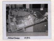 Maquette Mediapark 1992. Collectie Martien van den Dijssel