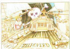 Decorontwerp 1-2-3 show: Zeeroverij (KRO, 14-11-1985), decor Roland de Groot. Collectie Roland de Groot