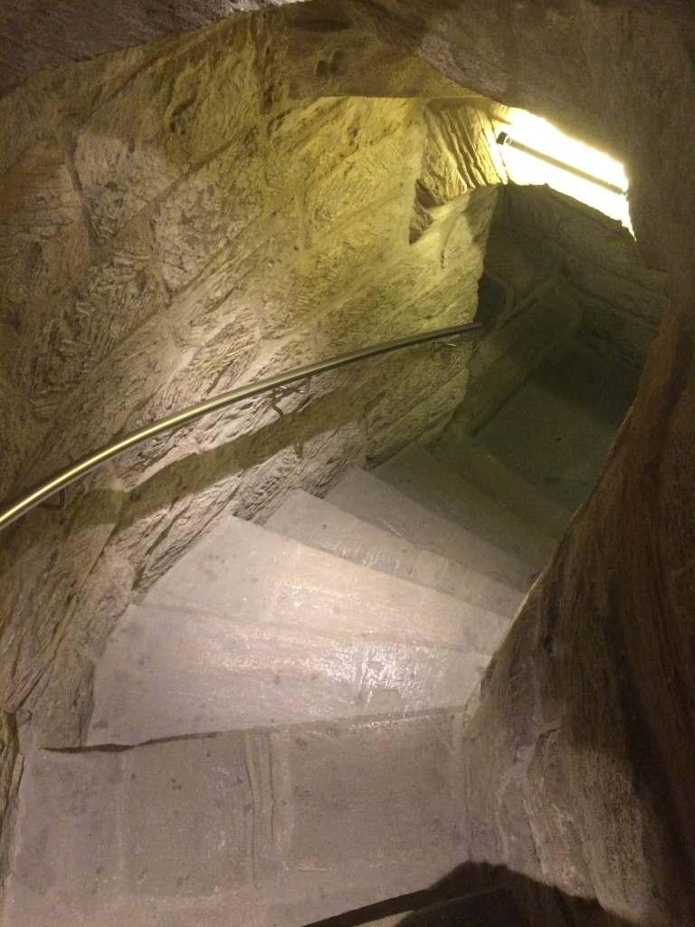 Лестница в Девичью башню