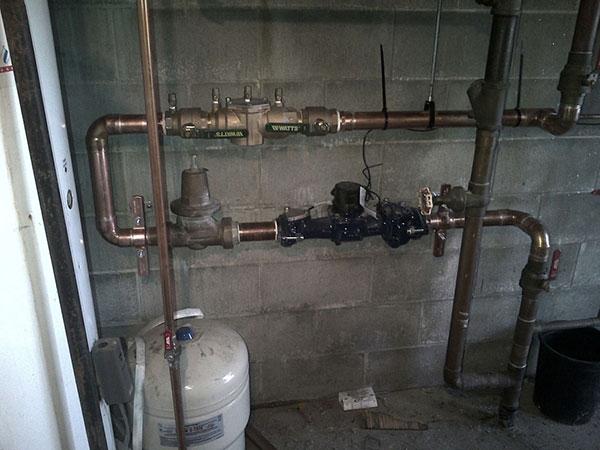 commercial plumbing Victoria