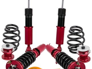 Coilover Suspension shock Absorber for BMW E46 3 Series 320i 323i 325i 328i 330i M3 1992-1999 Adjustable Height Sway bar Links