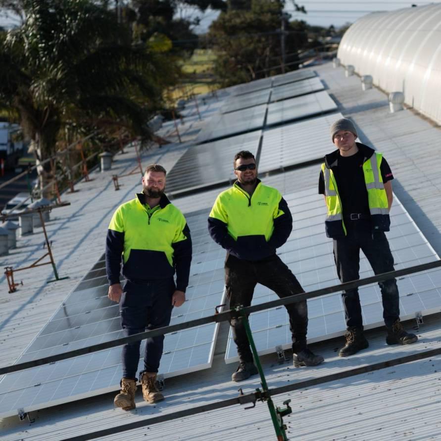 Residential solar power installers melbourne