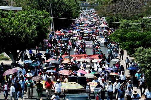 Sección 7 del SNTE acuerda boicotear las elecciones en Chiapas y federales