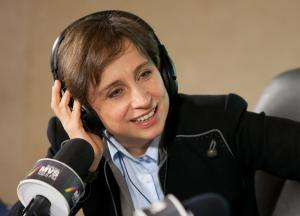 Colaboradores de Aristegui presentan amparos por violación a derecho de audiencias
