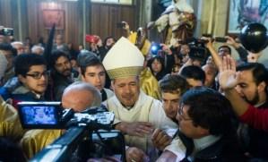 Juan Barros, el obispo de Chile al que sus feligreses le piden la renuncia