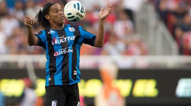 El América no teme a Ronaldinho