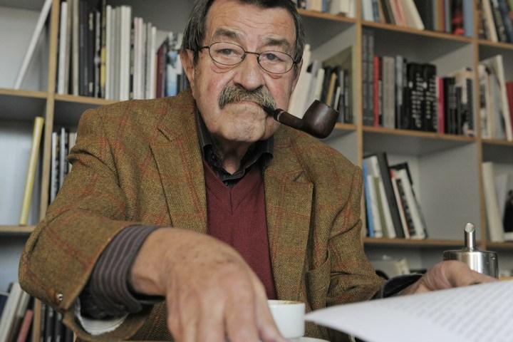 Muere el escritor alemán Günter Grass