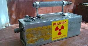 Autoridades de Tabasco recuperan un contenedor radioactivo robado