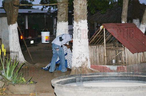 Detienen a presunto homicida de propietario de rancho en Tapachula