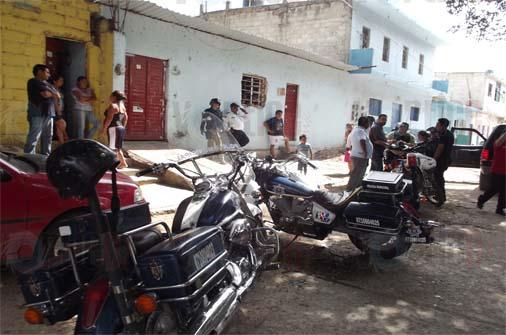 Ladrones asaltan a cuentahabiente y se llevan 80 mil pesos