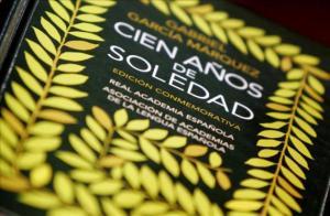 Hallan primera edición robada de 'Cien años de soledad'