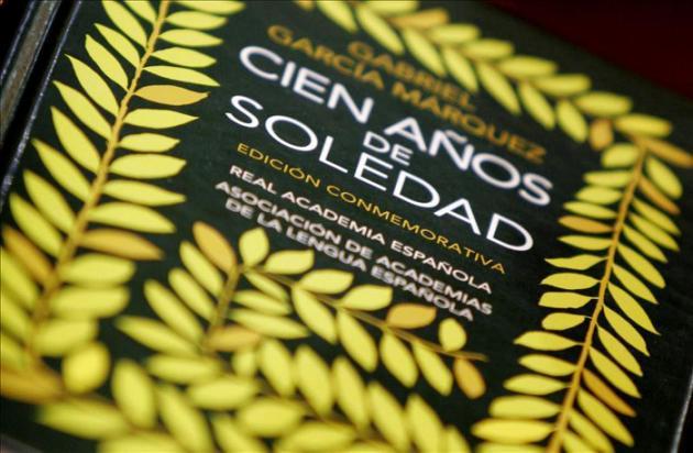 Roban primera edición de 'Cien años de soledad' en Bogotá