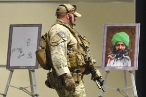 Tiroteo en muestra de caricaturas de Mahoma en EU; dos muertos