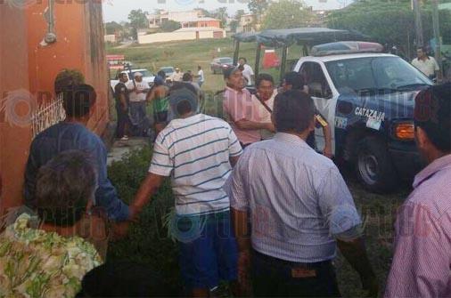 Intentan quemar viva a la alcaldesa de Catazajá