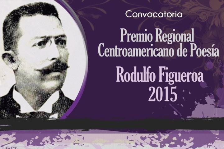 Premio de poesía Rodulfo Figueroa 2015
