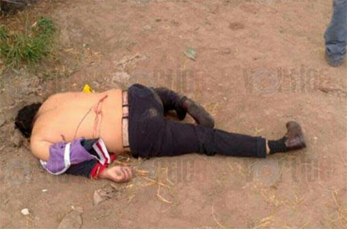 Asesinado a puñaladas en Las Margaritas