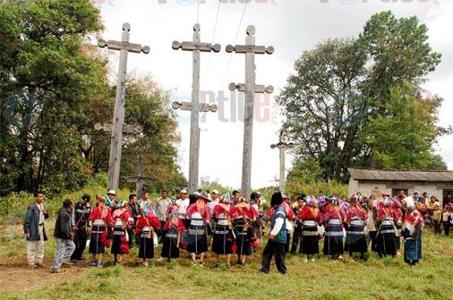 Casi linchan a presunto brujo en Tenejapa