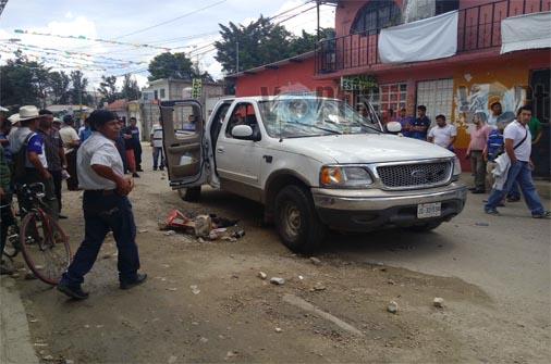 Violento proceso electoral en Comitán deja varios heridos