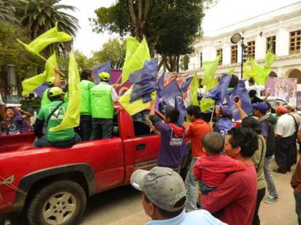 PRI y PVEM, en abierta competencia por alcaldías y diputaciones en Chiapas
