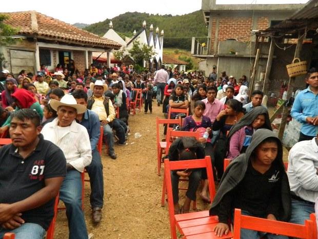 Chiapas: indígenas conmemoran el regreso de evangélicos expulsados