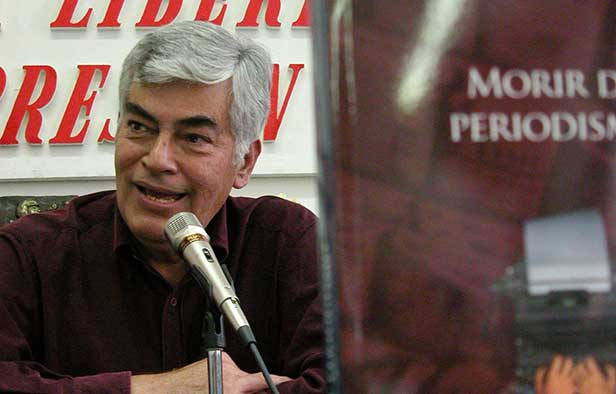 Fallece el periodista Marco Aurelio Carballo