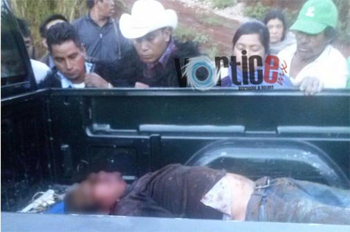 Encuentran cadáver en San Juan Chamula