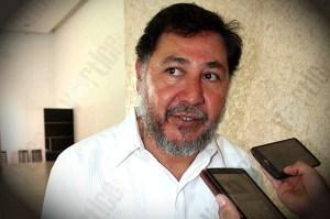Velasco no llegará a la presidencia de la república, no puede ni con Chiapas: Noroña