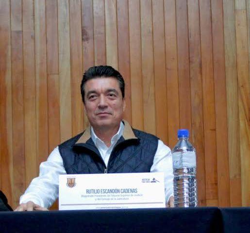 Más cercanía del Poder Judicial con estudiantes universitarios: Rutilio Escandón