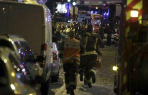 Al menos 60 muertos por atentados en París; reportan toma de rehenes