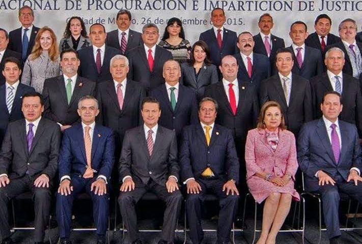 Rutilio Escandón, en Encuentro Nacional de Procuración e Impartición de Justicia