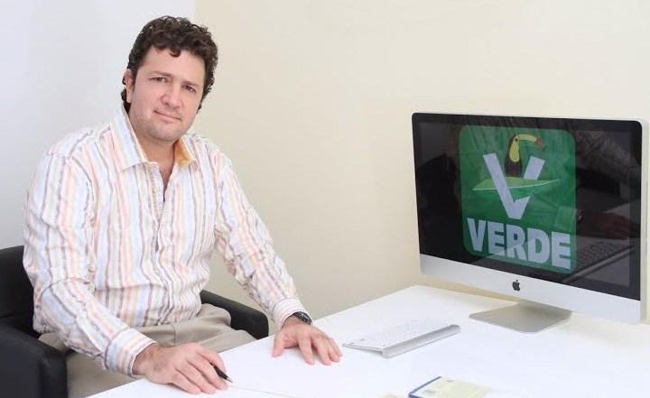 expulsan del Partido Verde al ex diputado Roberto Pardo