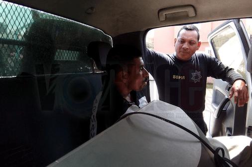 Otra vez, colonos atrapan a presuntos cantoneros en Chiapa de Corzo