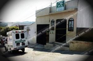 Asaltan la CFE; se llevaron 77 mil pesos