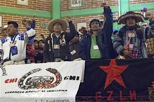 CNIy EZLN alertan a sus pueblos a estar atentos y solidarios con la lucha magisterial
