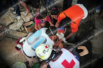 Colectivazo deja un herido y 15 lesionados_3