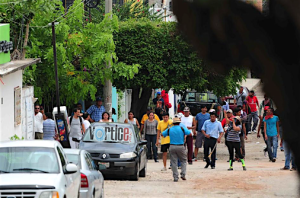 Mujeres combativas, el otro frente contra la represión