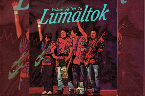 Presenta Lumaltok su tercera producción discográfica