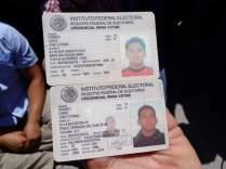 Tenían identificaciones de dos estados_2