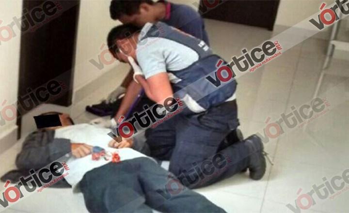 Encuentran muerto a integrante del Comité de Padres de Familia en edificio de la Sección 7