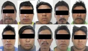 Detienen a 11 involucrados en violento desalojo en San Cristóbal
