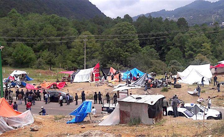 Identifican a grupos de choque que actuaron en desalojo; pueblo de Chamula se deslinda