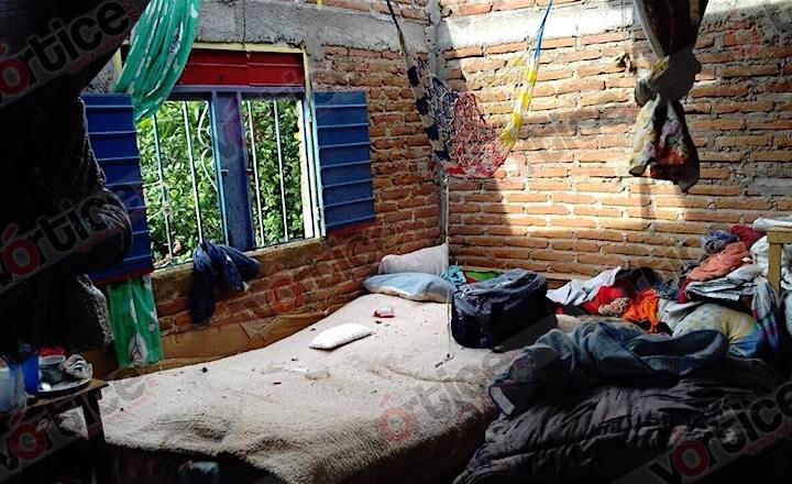 Torbellino deja a la intemperie a más de 30 familias en Tuxtla