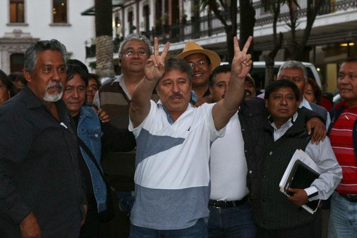"""Segob sigue """"muda"""" ante reclamos de la CNTE; """"falta seriedad"""": maestros"""