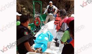 Hallan cadáver de uno de los desaparecidos en el Río Grijalva